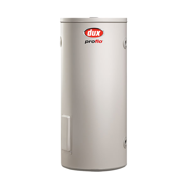 Dux proflow mains pressure electric water heaters